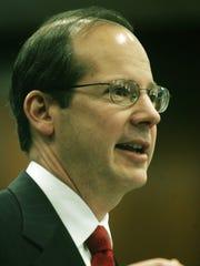 State Supreme Court Chief Justice Stuart Rabner