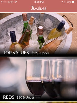 Wine Spectator has launched a new wine app geared toward Millennials called Xvalues.