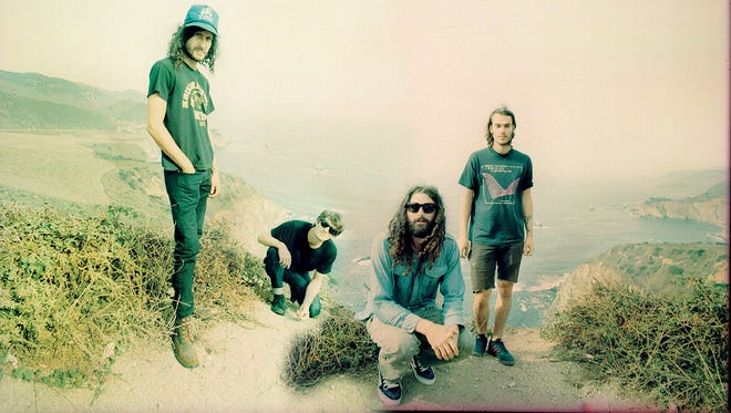 Nashville band All Them Witches is set to perform at 10 p.m. Wednesday at Lowbrow Palace.