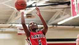 Lakota West 2016 guard Nia Staples is one of the state's most recruited players.