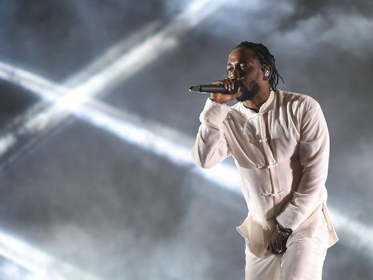 """20. Kendrick Lamar, """"HUMBLE."""""""