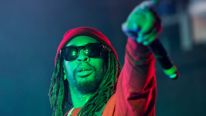 Lil Jon performs during Shaq's Fun House at Live! at the Battery Atlanta in Atlanta.