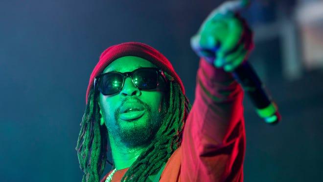 Lil Jon performs during Shaq's Fun House at Live! at the Battery Atlanta in Atlanta.