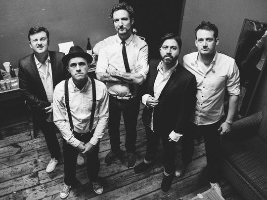 Frank Turner and the Sleeping Souls will perform Sunday