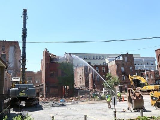 Academy St Demolition