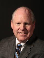 John Benoit at The Desert Sun on Tuesday, April 15,