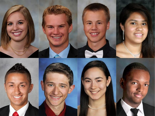 The area's Best and Brightest students were honored May 3 at South Western High School.
