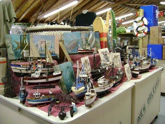 sea shell city boats
