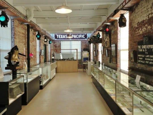 RR_ museum Interior