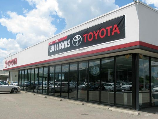 Williams Buys Kent Brown Toyota Will Expand The Big Flats