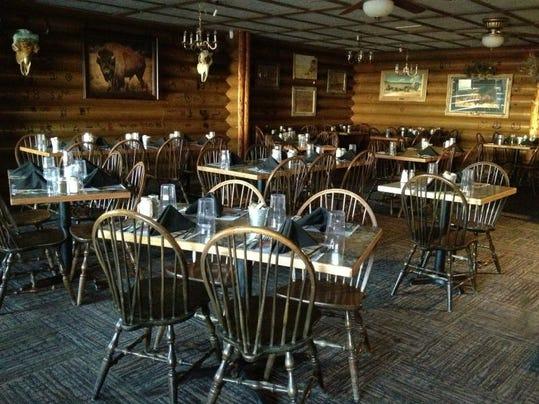 FAL 1215 Logan steakhouse TABLES