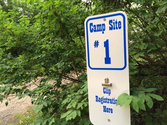 Campsites sign.JPG