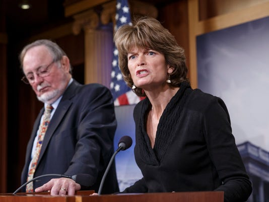 Don Young, Lisa Murkowski