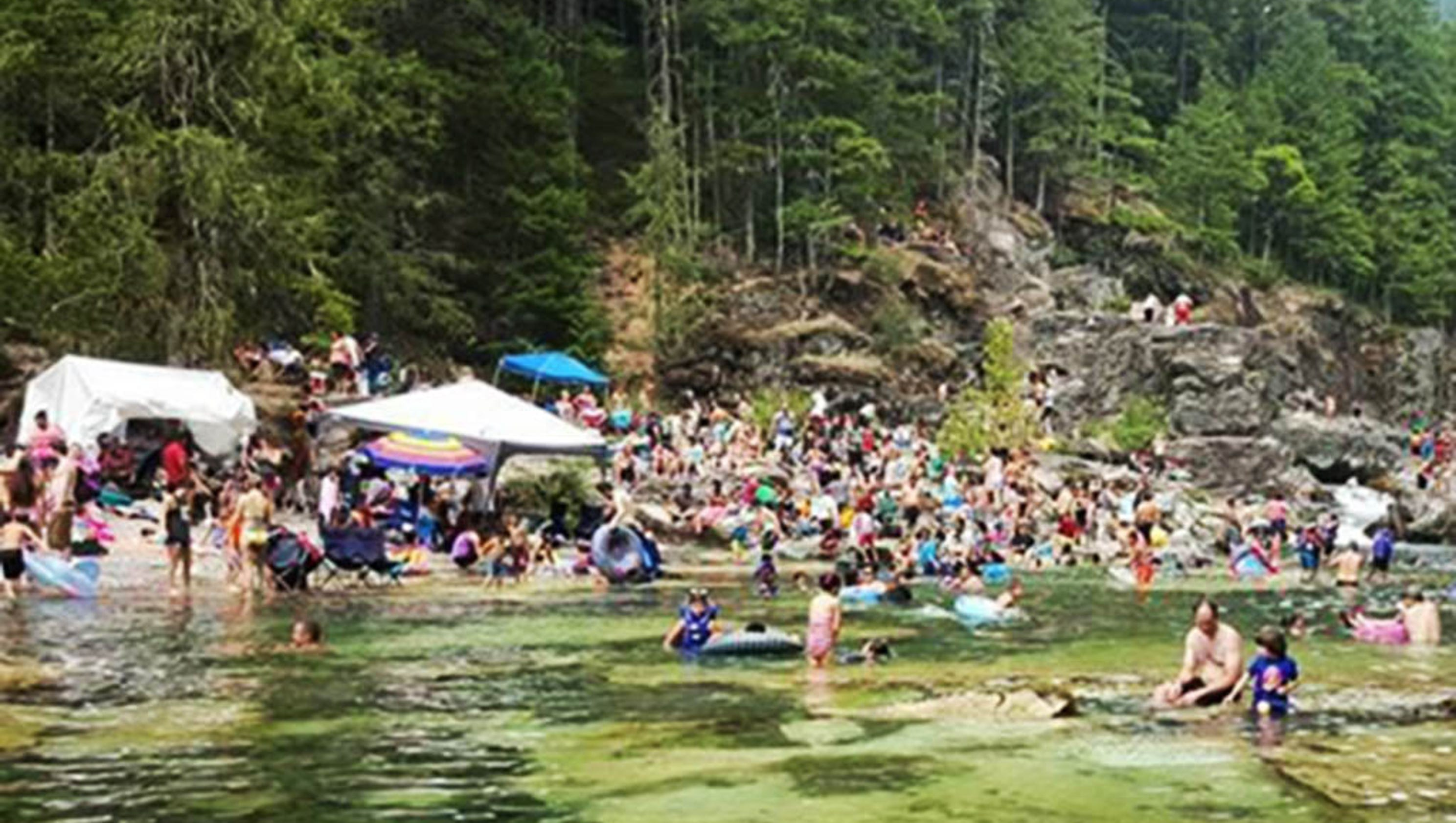 New Rules For Three Pools Opal Creek And Detroit Lake Areas