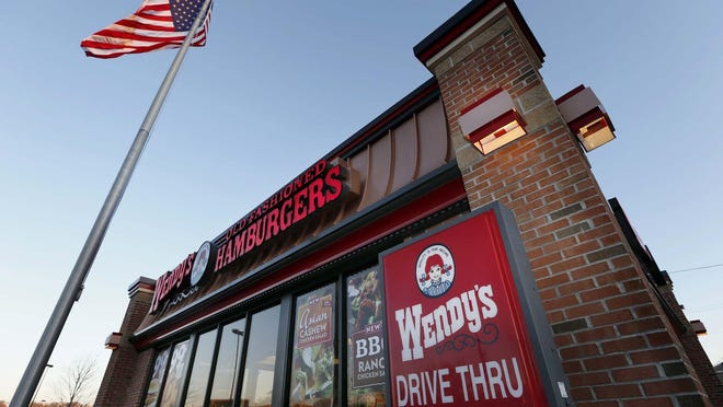 A Wendy's restaurant in Providence, R.I. In all, about 1,000 locations will have the new ordering kiosks.