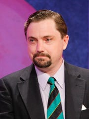 3rd District candidate Everett Corley.  (by David Harpe,