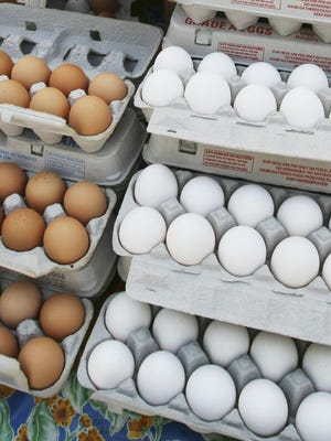 The latest study on eggs shows the more eggs, the greater risk.