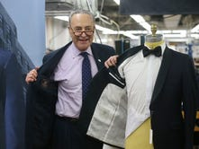 In first 100 days, Schumer focuses on unity, new message