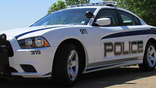 Ridgeland police car