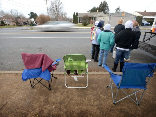 As colder weather moves in strikers at Cedar Haven Nursing Home have been facing more challenges. A kerosene heater provides some comfort when picketers are not on the line