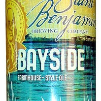 Bayside a farmhouse ale fit for the summer