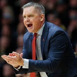 Coach of the year? Chris Holtmann's magic works again in upset of No. 3 Purdue