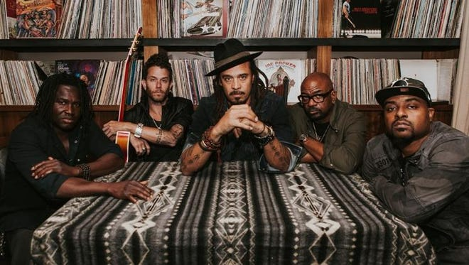 Michael Franti and Spearhead will perform Saturday at the State Theatre in Ithaca.