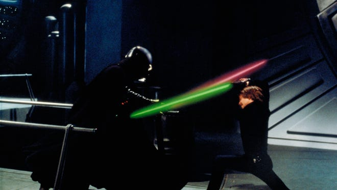 'Star Wars: Episode VI - Return of the Jedi'