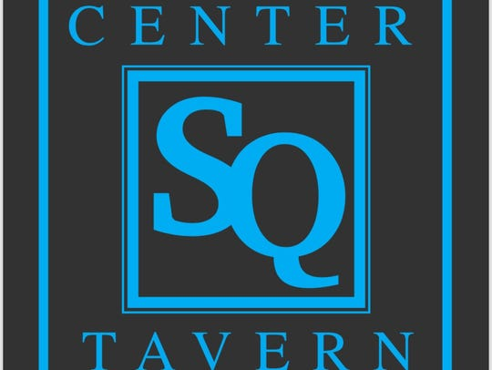 The logo for the new Center Square Tavern, which will