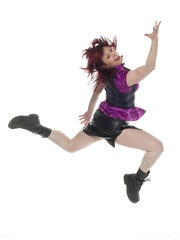 Brandi Coleman is a professional dancer who started her training at the Carol Anglin Dancenter in Shreveport.