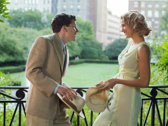 Bobby (Jesse Eisenberg) and  divorcee Veronica (Blake
