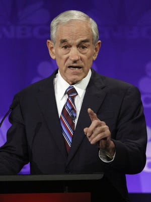 Ron Paul will be the keynote speaker of the Republican Liberty Caucus of Central East Florida's 10th-annual Constitution Day Dinner on Sunday in Melbourne.