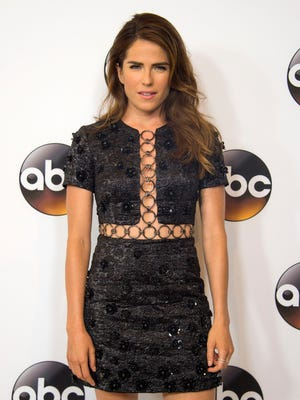 Actress Karla Souza attends The 2016 Disney ABC Television Group TCA Summer Press Tour in Beverly Hills on August 4, 2016.