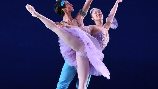 The International Ballet Competition comes to Jackson for the 10th time this weekend.