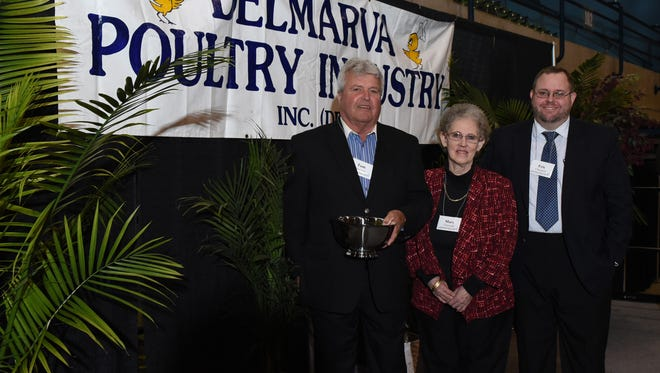 Tom and Mary Cheezum of Preston, Maryland.
