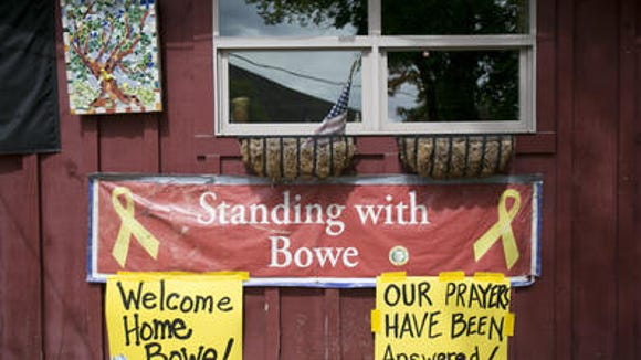 Bowe Bergdahl's hometown of Hailey, Idaho prepares to welcome his home from the Afghan war