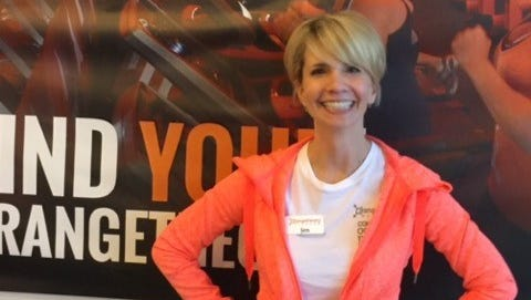 Jennifer Haas worked for nearly three decades in the finance industry. Now she is a co-owner of a Far-Northside fitness studio opening in February 2016 called Orangetheory Fitness Indianapolis - Ironworks at Keystone.