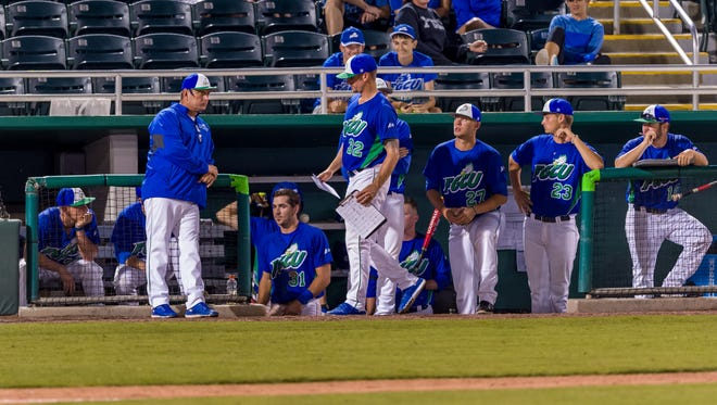 Like lots of coaches, FGCU's Dave Tollett struggles to keep his players grounded during these social media-heavy days.