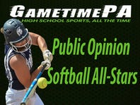 P.O. Softball All-Stars