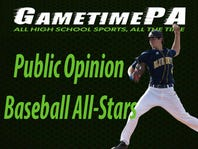 P.O. Baseball All-Stars