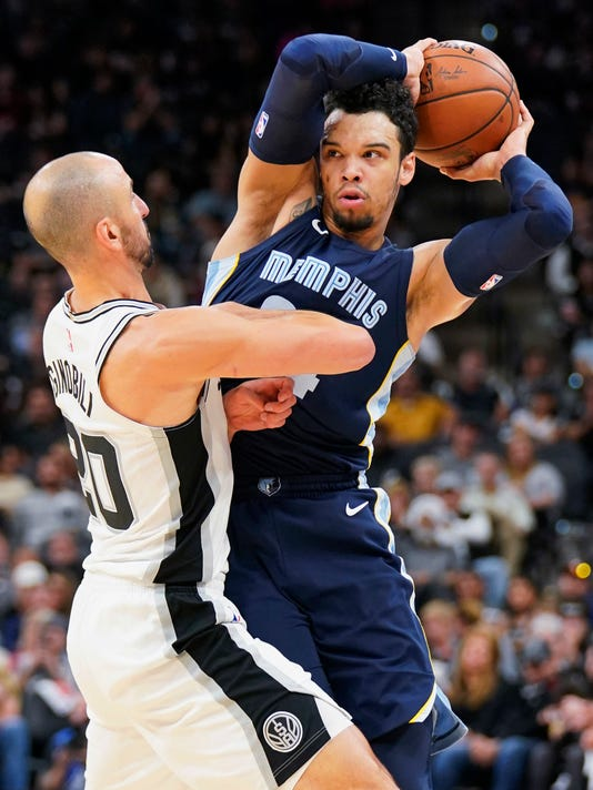 Manu Ginobili, Dillon Brooks