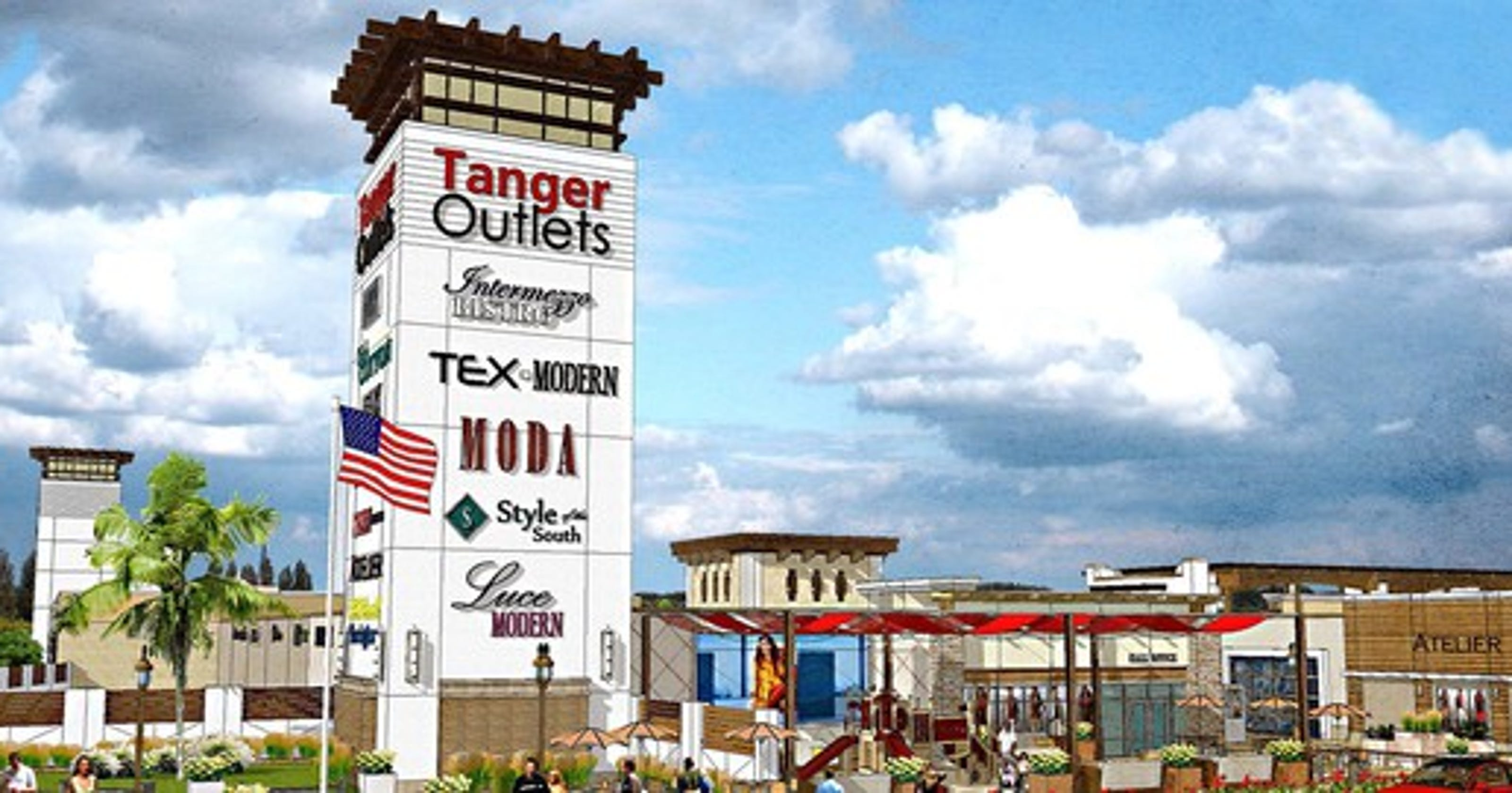 a2dfa020 If Tanger Outlets mall comes to Nashville area, what stores could set up  shop at the Antioch location?