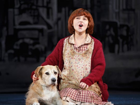 """In October, """"Annie"""" will be the musical kicking off Reno's Broadway series for the 2015-2016 season at the Pioneer Center."""