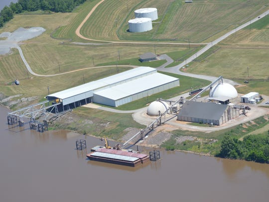 The Central Louisiana Regional Port is the home of Cool Planet's commercial manufacturing hub. Construction on the plant is expected to begin immediately.