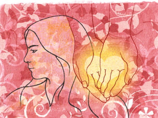 Compassion illustration