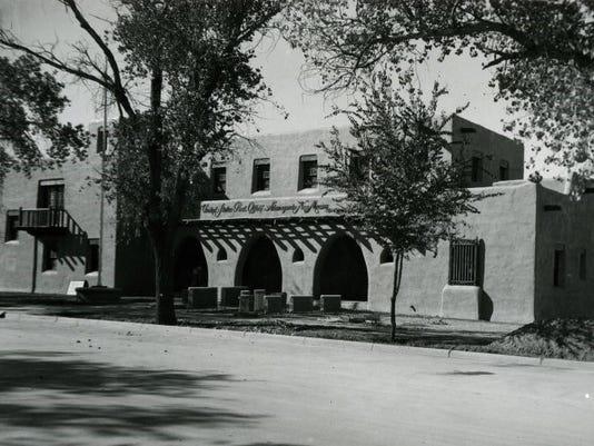 Alamogordo Post Office 1938