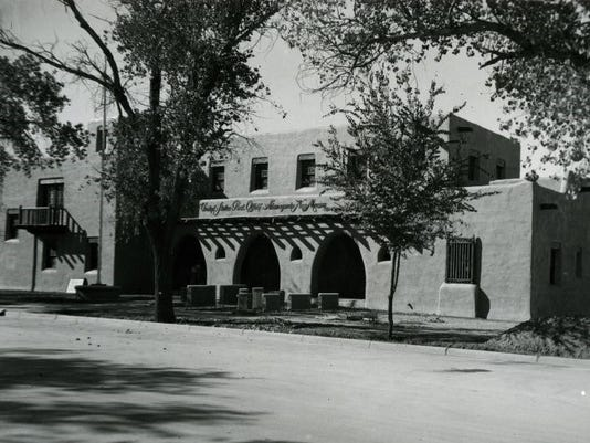 Alamogordo Post Office 1938