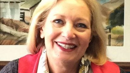 Mary Adams, the former CEO of United Way Monterey County, is running for District 5.