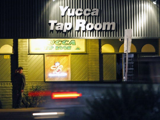 Yucca Tap Room Saturday, March 27, 2010 in Tempe.