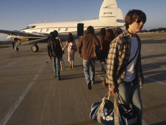 Patrick Fugit plays a teenage rock journalist in Cameron